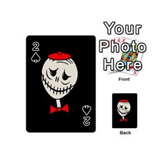 Halloween Monster Playing Cards 54 (mini)