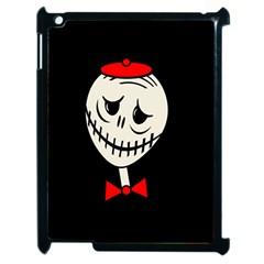 Halloween monster Apple iPad 2 Case (Black)