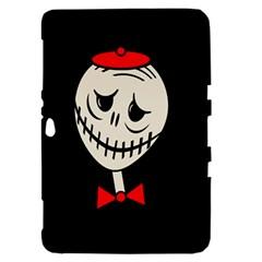 Halloween monster Samsung Galaxy Tab 8.9  P7300 Hardshell Case