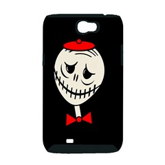 Halloween monster Samsung Galaxy Note 2 Hardshell Case (PC+Silicone)