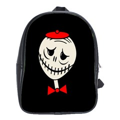 Halloween monster School Bags (XL)