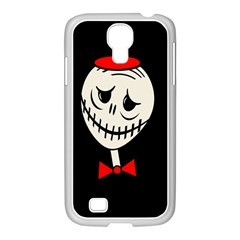 Halloween monster Samsung GALAXY S4 I9500/ I9505 Case (White)