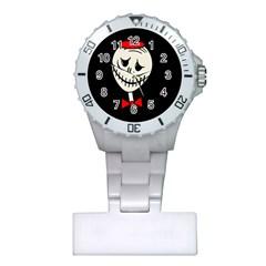 Halloween monster Plastic Nurses Watch