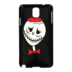 Halloween monster Samsung Galaxy Note 3 Neo Hardshell Case (Black)