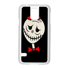 Halloween monster Samsung Galaxy S5 Case (White)