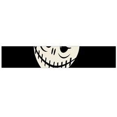 Halloween monster Flano Scarf (Large)