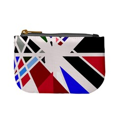 Decorative flag design Mini Coin Purses