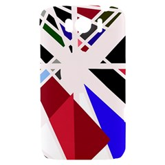 Decorative flag design HTC Sensation XL Hardshell Case