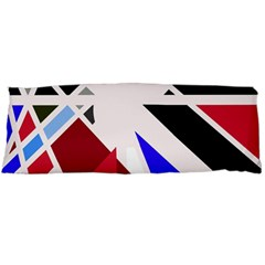Decorative flag design Body Pillow Case (Dakimakura)