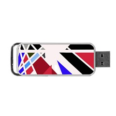 Decorative flag design Portable USB Flash (Two Sides)
