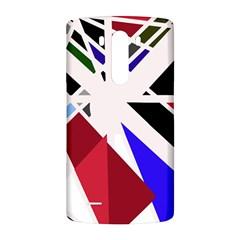 Decorative flag design LG G3 Back Case
