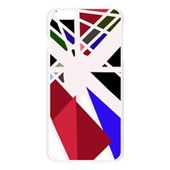 Decorative flag design Apple Seamless iPhone 6 Plus/6S Plus Case (Transparent)