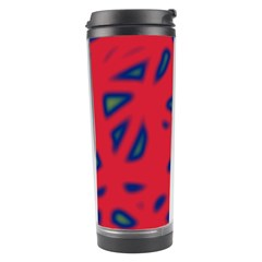 Red neon Travel Tumbler