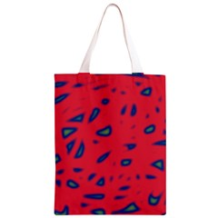 Red neon Classic Light Tote Bag