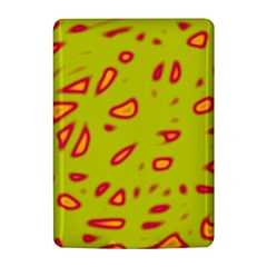 Yellow neon design Kindle 4