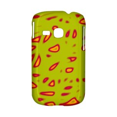 Yellow neon design Samsung Galaxy S6310 Hardshell Case