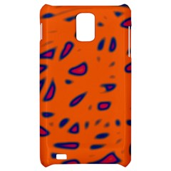 Orange neon Samsung Infuse 4G Hardshell Case