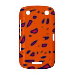 Orange neon BlackBerry Curve 9380