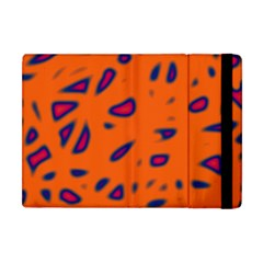 Orange neon Apple iPad Mini Flip Case