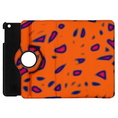 Orange neon Apple iPad Mini Flip 360 Case