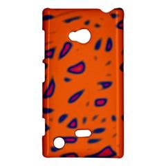 Orange neon Nokia Lumia 720