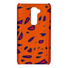 Orange neon LG G2