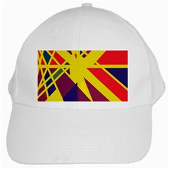Hot abstraction White Cap