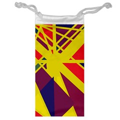 Hot abstraction Jewelry Bags