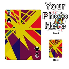 Hot abstraction Playing Cards 54 Designs