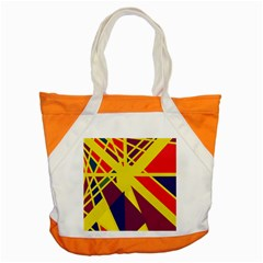 Hot abstraction Accent Tote Bag