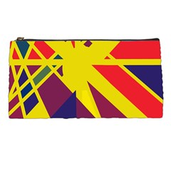Hot abstraction Pencil Cases