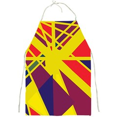 Hot abstraction Full Print Aprons