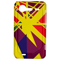 Hot abstraction HTC Incredible S Hardshell Case
