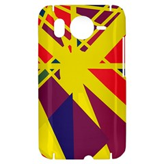 Hot abstraction HTC Desire HD Hardshell Case