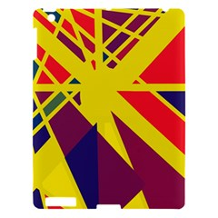 Hot abstraction Apple iPad 3/4 Hardshell Case