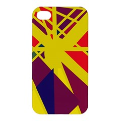 Hot abstraction Apple iPhone 4/4S Premium Hardshell Case