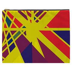 Hot abstraction Cosmetic Bag (XXXL)