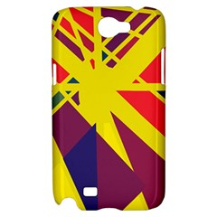Hot abstraction Samsung Galaxy Note 2 Hardshell Case