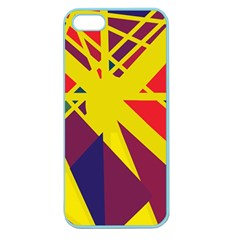 Hot abstraction Apple Seamless iPhone 5 Case (Color)