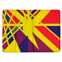Hot abstraction Kindle Fire (1st Gen) Flip Case