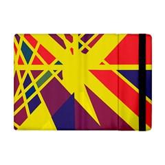 Hot abstraction Apple iPad Mini Flip Case
