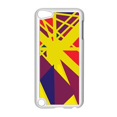 Hot abstraction Apple iPod Touch 5 Case (White)