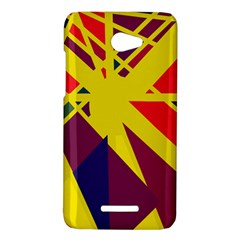Hot abstraction HTC Butterfly X920E Hardshell Case