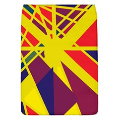 Hot abstraction Flap Covers (L)
