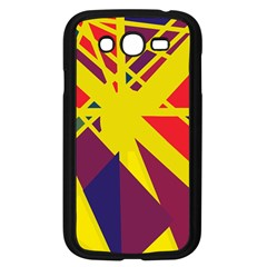 Hot abstraction Samsung Galaxy Grand DUOS I9082 Case (Black)