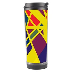 Hot abstraction Travel Tumbler