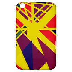 Hot abstraction Samsung Galaxy Tab 3 (8 ) T3100 Hardshell Case