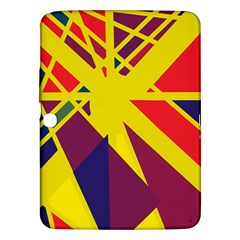 Hot abstraction Samsung Galaxy Tab 3 (10.1 ) P5200 Hardshell Case