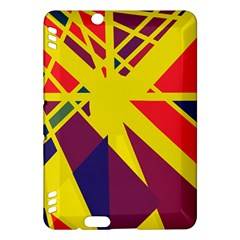 Hot abstraction Kindle Fire HDX Hardshell Case