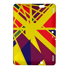 Hot abstraction Kindle Fire HDX 8.9  Hardshell Case